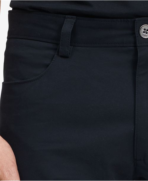 80f2e9197fa Calvin Klein Men s Sateen Slim-Fit Stretch Pants   Reviews - Pants ...