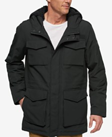 Levi's® Men's Four-Pocket Jacket with Fleece Lining, Created for Macy's