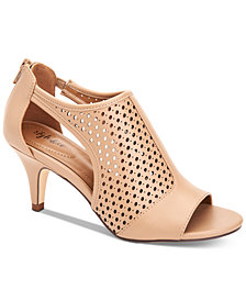 Style & Co Women's Helaine Perforated Sandals, Created for Macy's