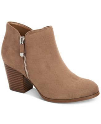 Image of Style & Co Masrinaa Ankle Booties, Created for Macy's