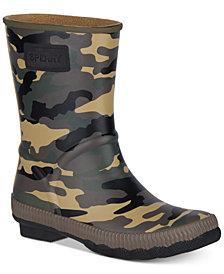 Sperry Women's Saltwater Current Rain Boots