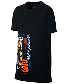 Nike Big Boys Dri-FIT LeBron Graphic T-Shirt