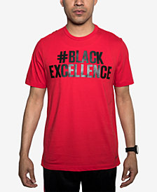 Sean John Men's #BLACK EXCELLENCE Graphic T-Shirt