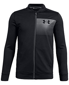 Under Armour Big Boys Full-Zip Jacket