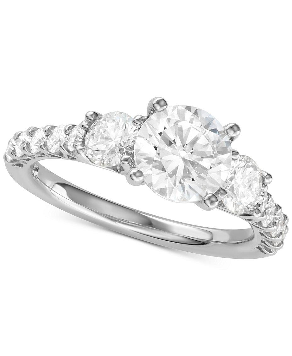 Rings Fine Jewelry - Macy\'s