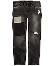 Levi's® Little Boys 511™ Slim-Fit Warp Stretch Patches Jeans