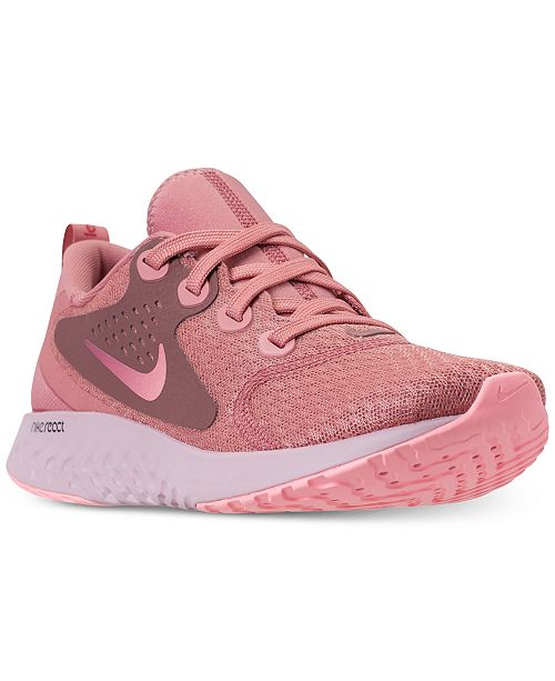 size 40 2ce2a bf01c ... Nike Womens Legend React Running Sneakers from Finish ...
