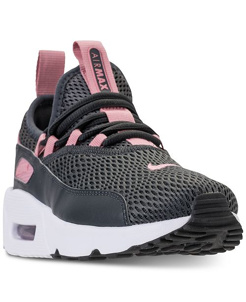 watch badbf a21bc ... Nike Girls  Air Max 90 Ultra 2.0 Ease Casual Sneakers from Finish ...