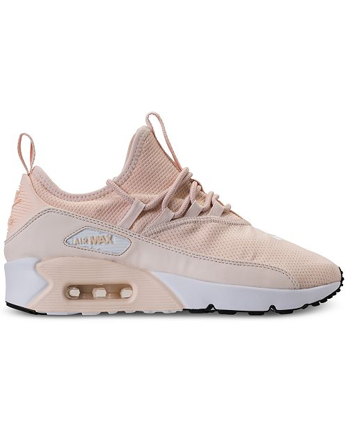 ... Nike Women s Air Max 90 Ultra 2.0 Ease Casual Sneakers from Finish ... f31f37f6e5