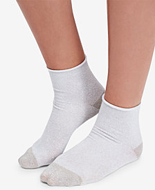 Free People After Hours Colorblocked Ankle Socks