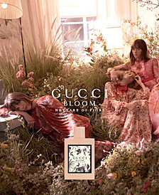 Gucci Bloom Nettare Di Fiori Fragrance Collection