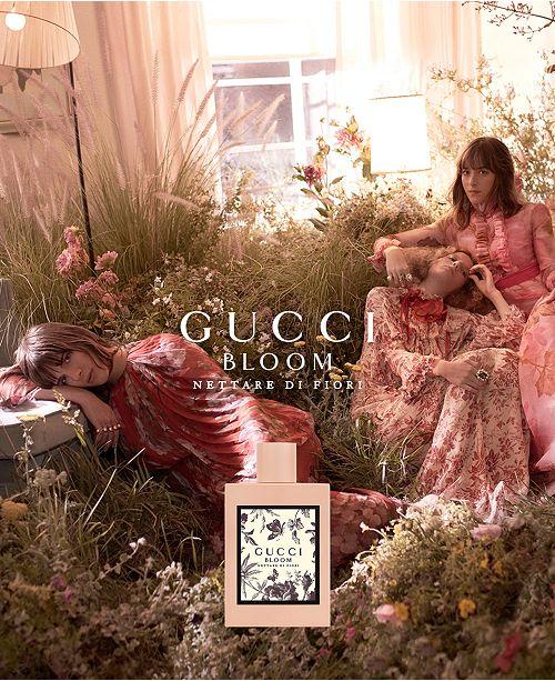 a25ed2b502 ... Gucci Bloom Nettare Di Fiori Eau de Parfum Fragrance Collection ...