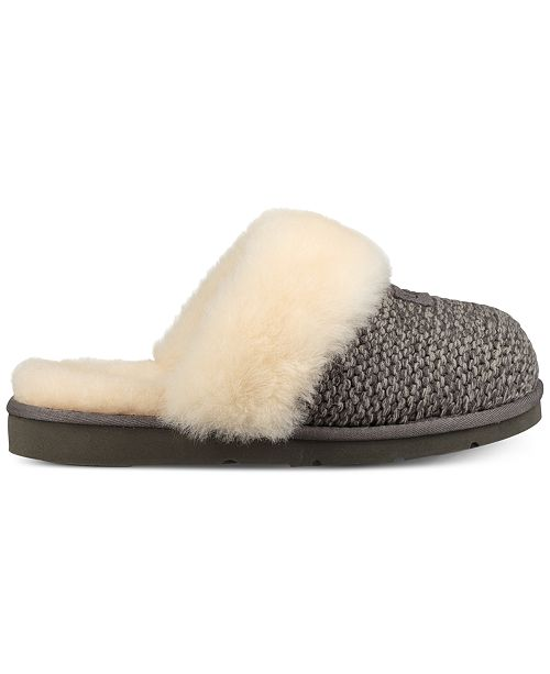 e8a2d2bc845 Women's Cozy Knit Slippers