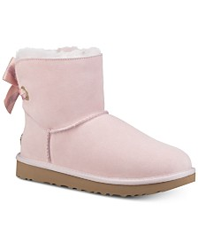 UGG® Women's Customizable Bailey Bow Mini Booties