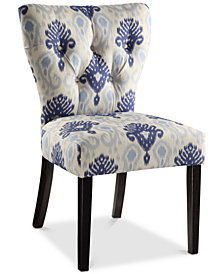 Davit Accent Chair, Quick Ship