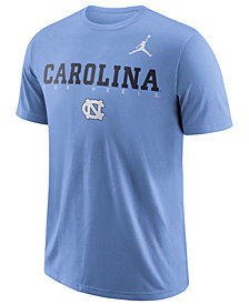 Nike Men's North Carolina Tar Heels Facility T-Shirt