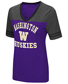 Colosseum Women's Washington Huskies Whole Package T-Shirt