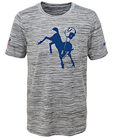 Nike Indianapolis Colts Velocity Legend Travel T-Shirt, Big Boys (8-20)