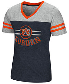 Colosseum Auburn Tigers Pee Wee T-Shirt, Girls (4-16)