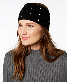 kate spade new york Bedazzled Wool Headband