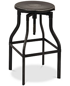 "Dewer 30"" Bar Stool, Quick Ship"