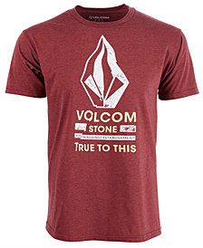 Volcom Men's Unseemly Logo Graphic T-Shirt