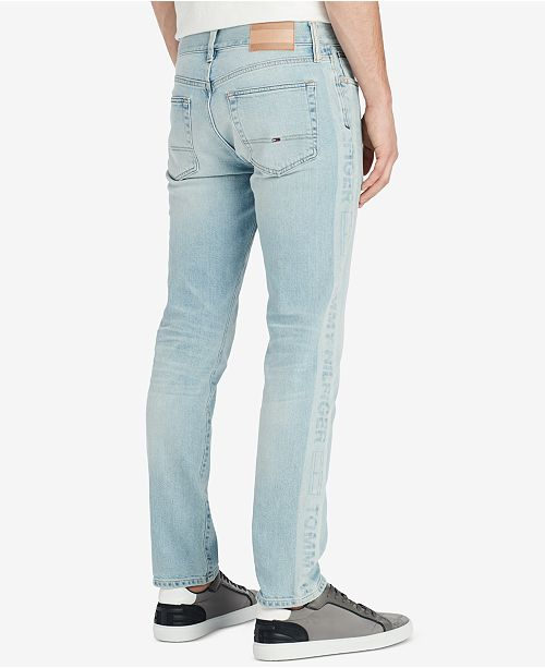 926c4d3de ... Tommy Hilfiger Tommy Hilfiger Men's Slim-Fit Jordan Jeans, Created for  Macy's ...