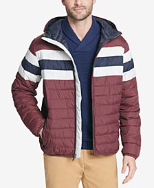 Tommy Hilfiger Men's Hooded Ski Coat, Created for Macy's