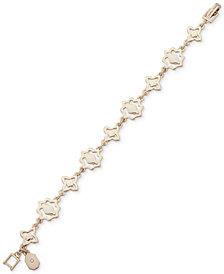 Ivanka Trump Gold-Tone Flex Bracelet