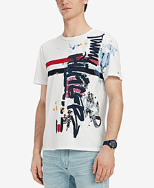 Tommy Hilfiger Denim Men's Otto Graphic T-Shirt, Created for Macy's