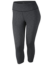 Nike Plus Size Sculpt Lux Cropped Leggings