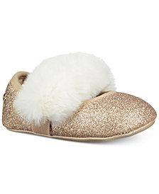 UGG® Infant Fluff Ballet Flats