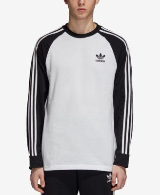 Men's Adicolor Raglan-Sleeve T-Shirt