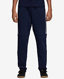 adidas Men's Originals Adicolor Outline-Logo French Terry Joggers