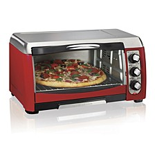 6-Slice Capacity Toaster Oven