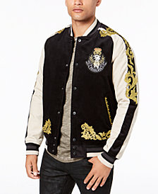 Reason Men's Cutclass Bomber Jacket