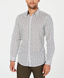 I.N.C. Men's Printed Shirt, Created by Macy's