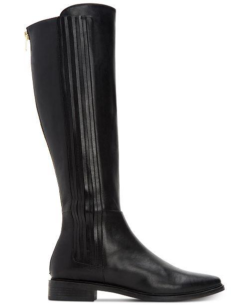 370cc4c74ef Calvin Klein Women s Finley Boots   Reviews - Boots - Shoes - Macy s