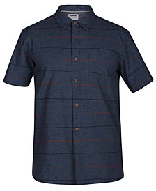 Hurley Men's Clifton Woven Shirt