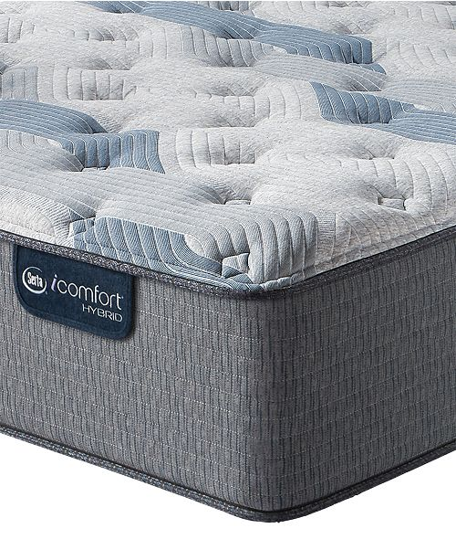 "Serta iComfort by Blue Fusion 100 12"" Hybrid Firm Mattress Collection"