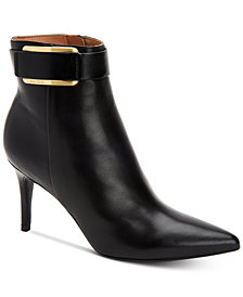 Calvin Klein Women's Georgene Booties