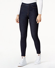 M1858 Alice Pull-On Denim Skinny Jeans, Created for Macy's