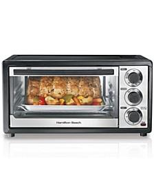 6-Slice Capacity Toaster Oven