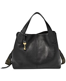 Maya Leather Satchel