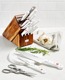 Gourmet 16-Pc. Cutlery Set & Block