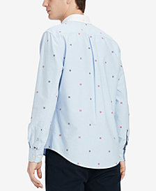 Tommy Hilfiger Men's New England Dennis Shirt, Created for Macy's