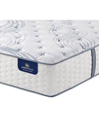 Serta Perfect Sleeper 13 75 Glendower Plush Mattress California