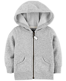 Carter's Baby Boys Zip-Up Hoodie