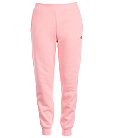 Champion Big Girls Heritage Jogger Pants