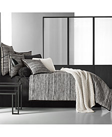 Oscar|Oliver Flen Cotton Black California King Comforter